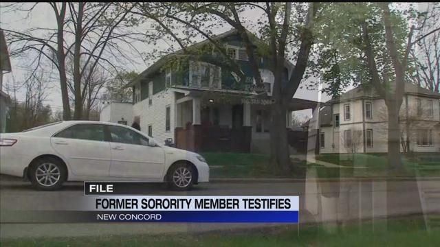 Ohio Sorority Sisters Describe Finding Discarded Baby
