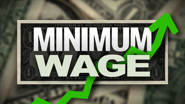 wage increase