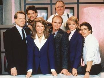 Murphy Brown original cast