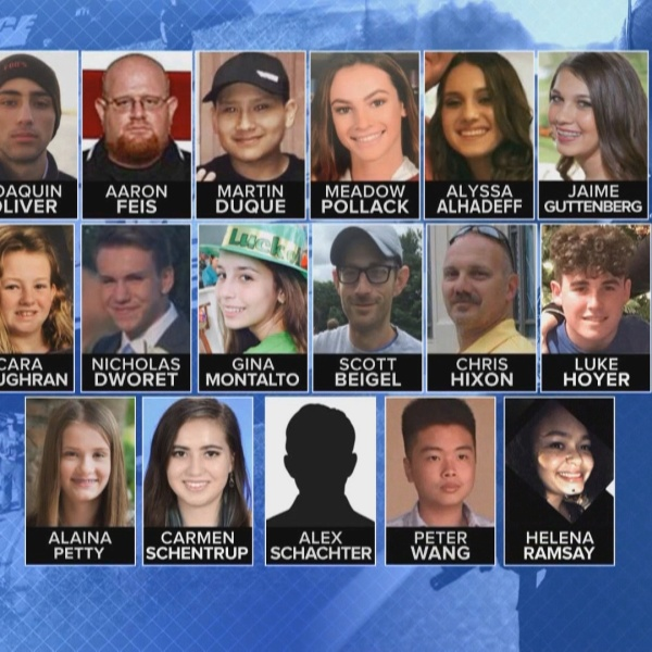 17 killed in Florida shooting