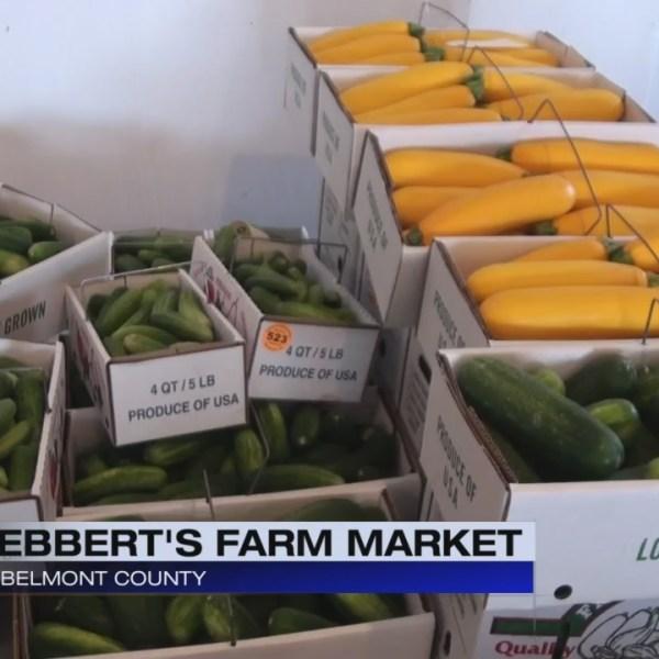 Ebbert's Farm Market opens Friday for Summer season