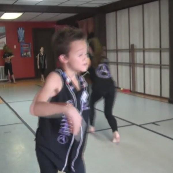 Ariellettes win world dance championship