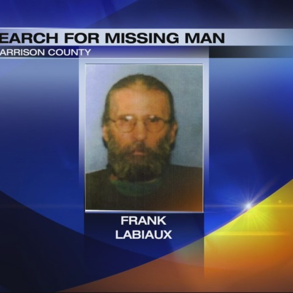 Police looking for missing Harrison County man