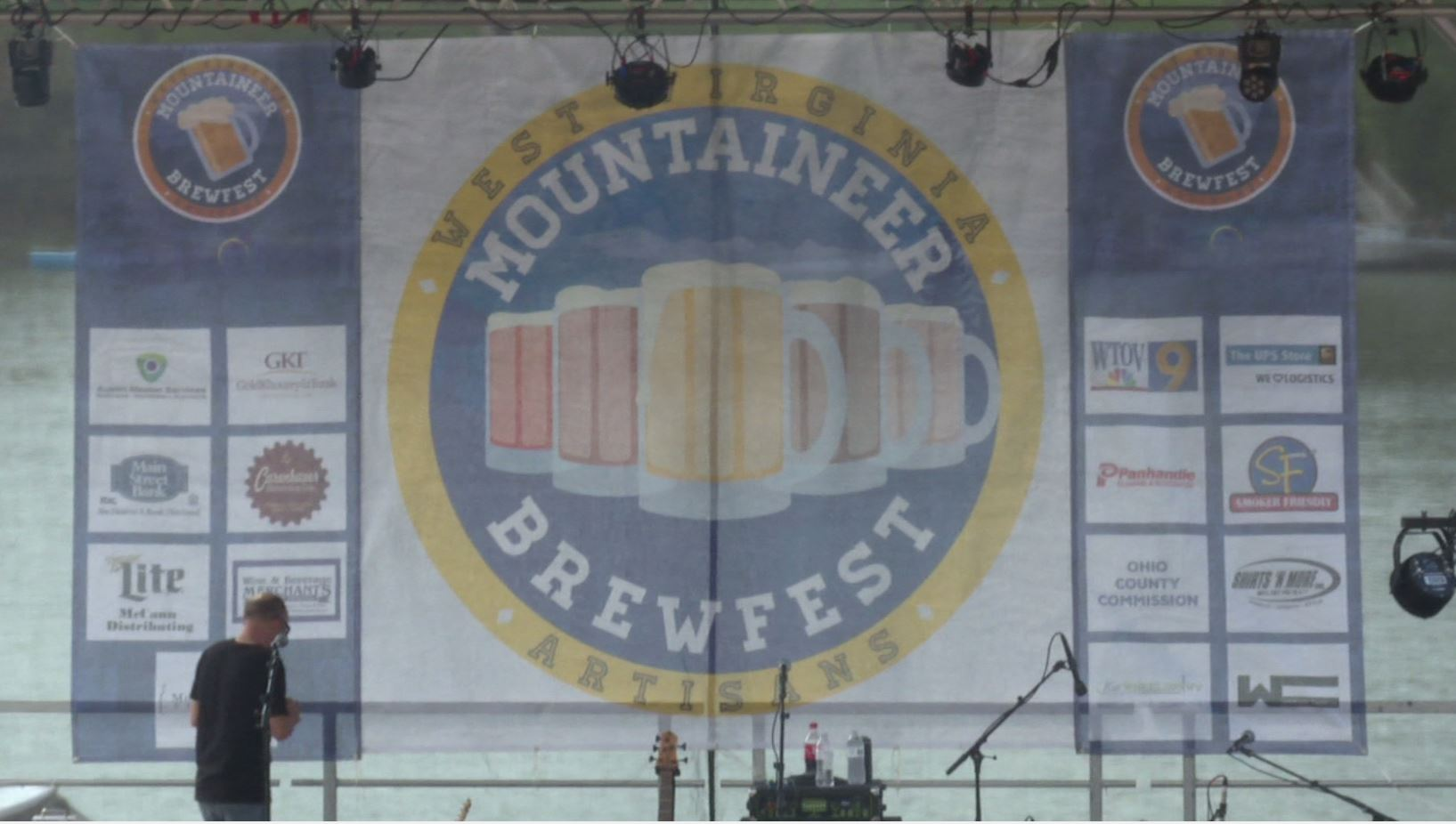 Mountaineer Brewfest brings West Virginia brewers to Wheeling