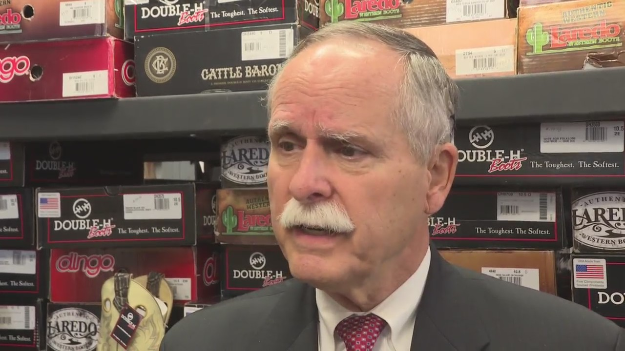 Congressman McKinley tours Moundsville small businesses