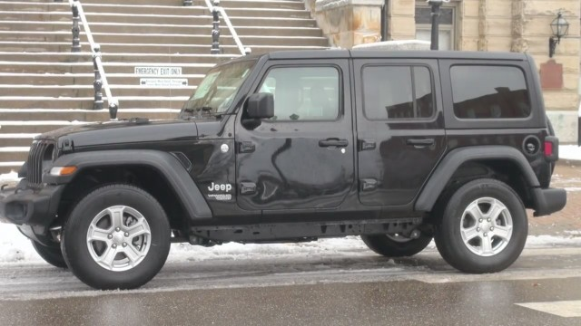 Stuff a stocking, win a Jeep and help kids at the same time