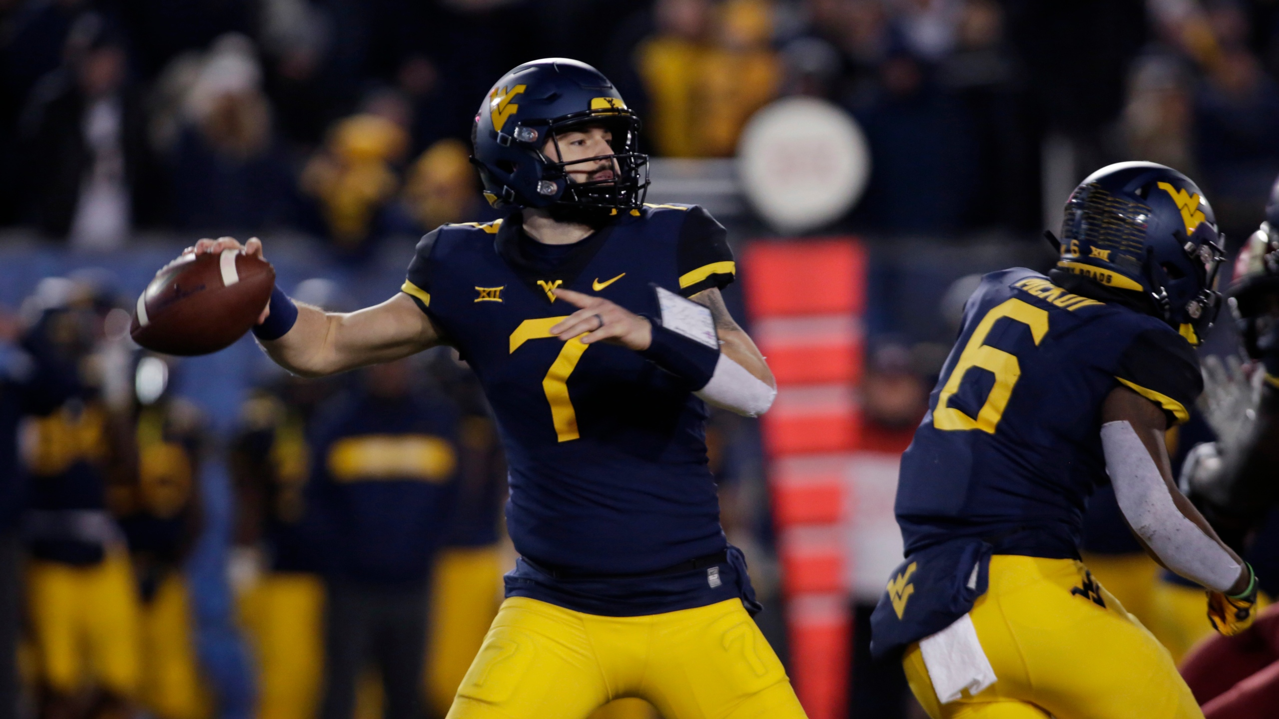 WVU quarterback Will Grier will not play in bowl game ...