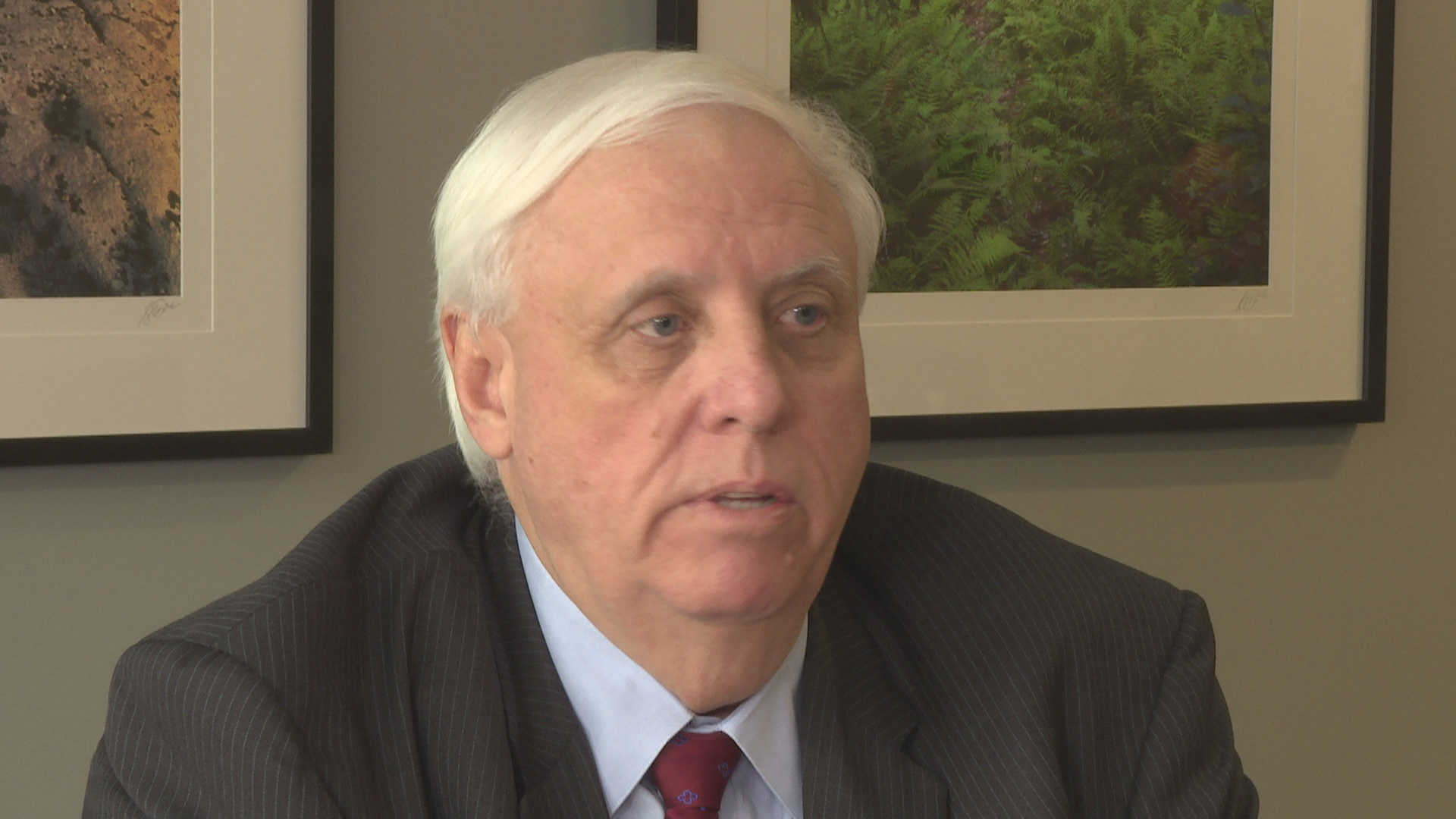 Governor Jim Justice