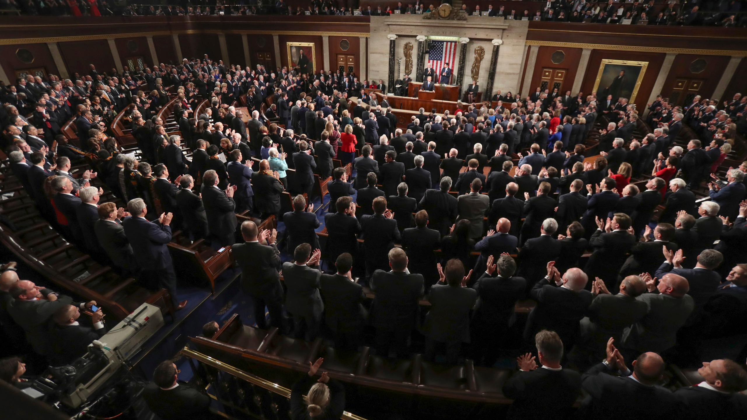 Area lawmakers react to State of the Union address