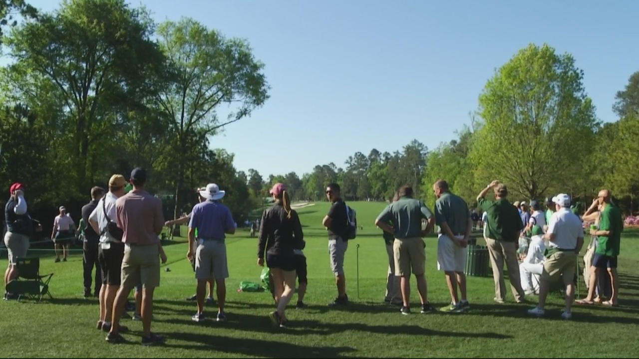 Changes at Augusta National's Hole #5