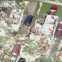 Dayton residents remain shocked after suspected tornado