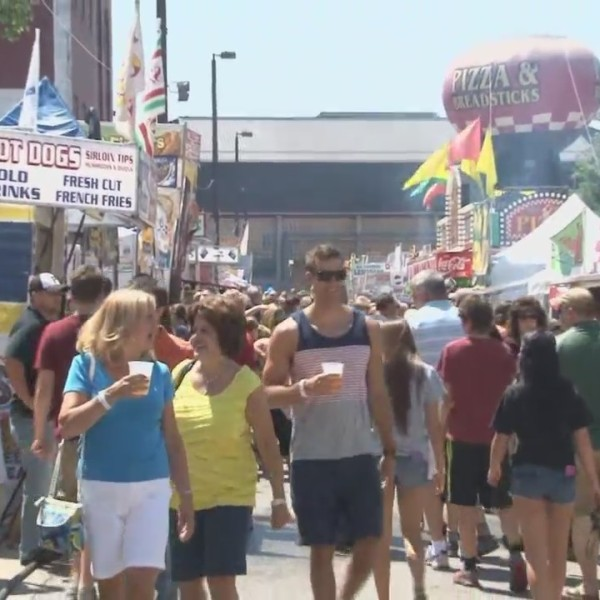 Several changes coming in this year's Italian Festival