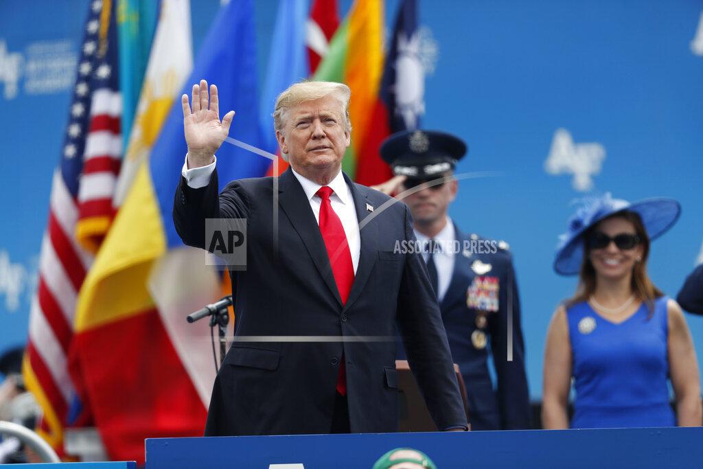 Trump Air Force Academy_1559401306505