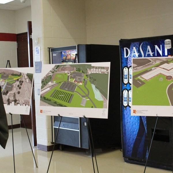 wtrf- indian creek- indian creek high school- Building Plans Photo-plans