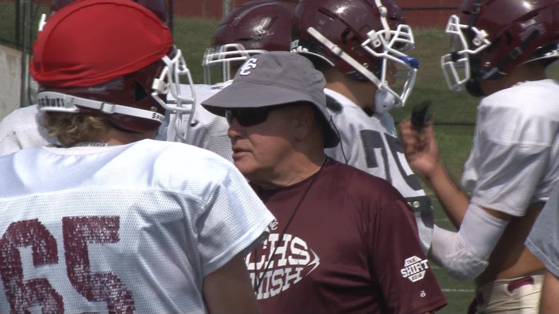 Wheeling Central Maroon Knights 2019 High School Football Preview