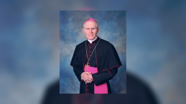 Bishop Brennan speaks exclusively to 7News before installation