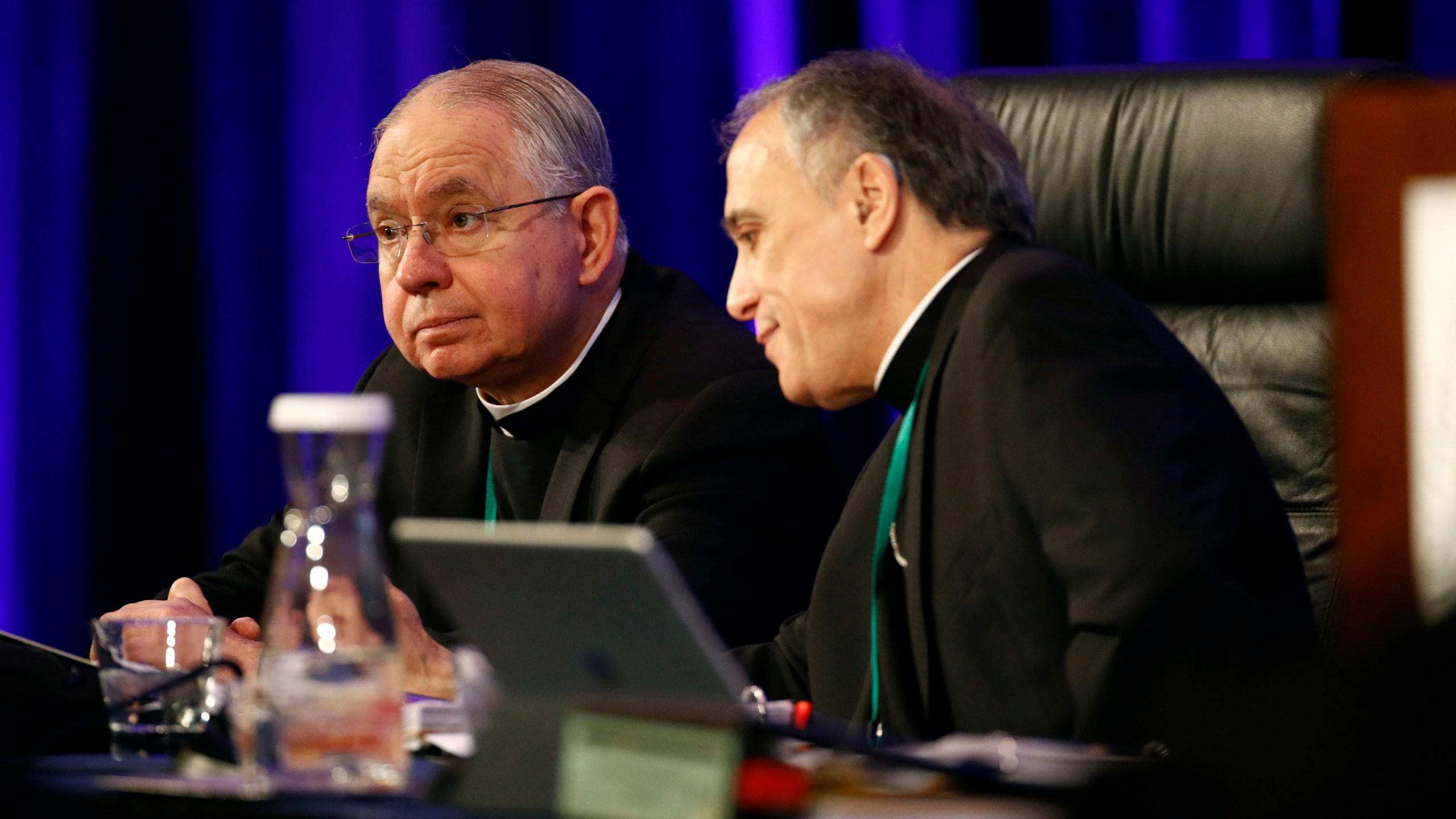 Daniel DiNardo, Jose Gomez