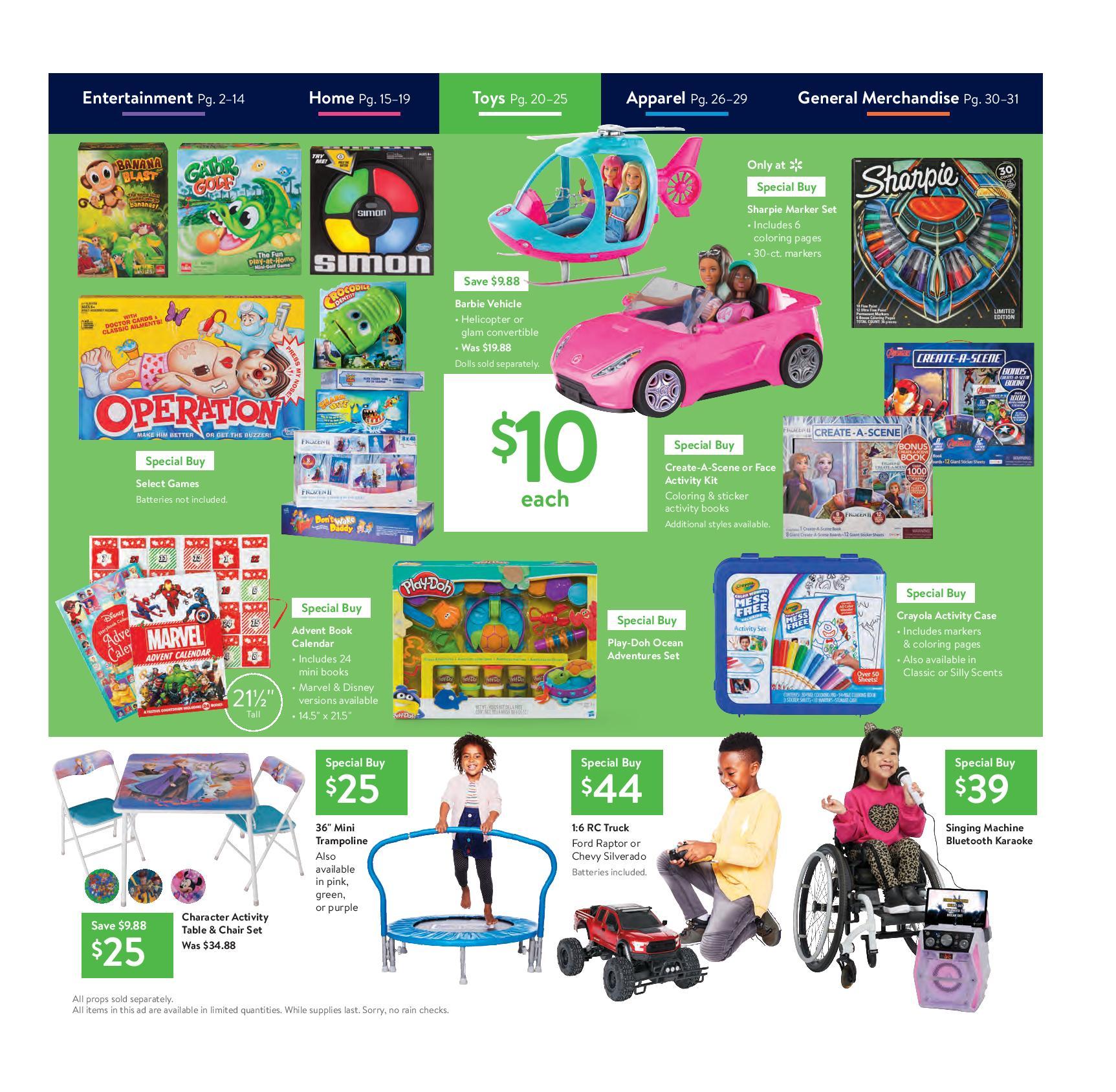 Walmart Releases Its Black Friday Ad Wtrf