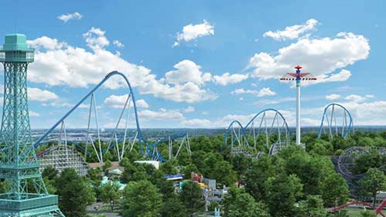 Kings Island to open new roller coaster this spring