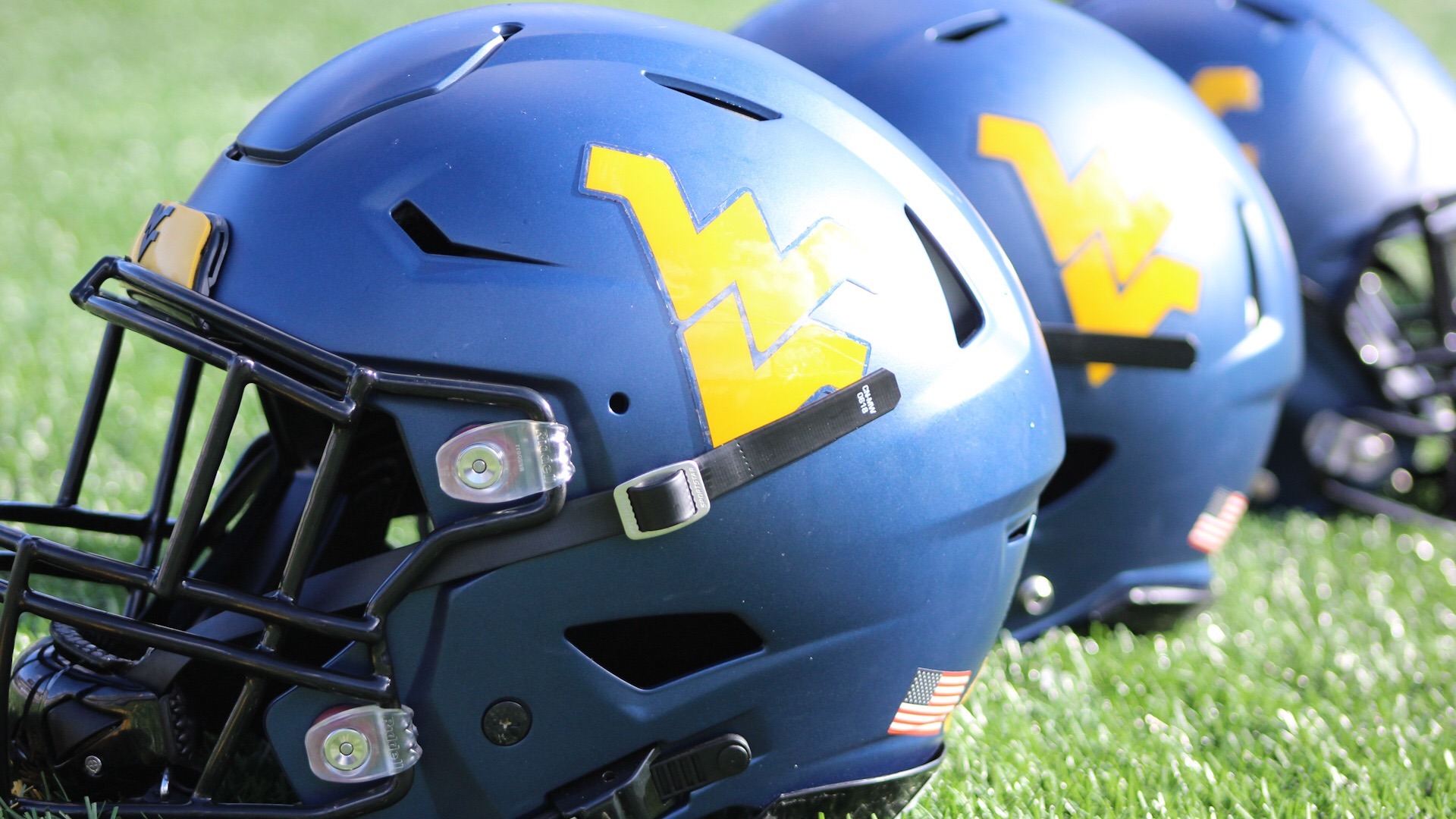 Wvu Football To Feature Blm Sticker On Helmets Wtrf
