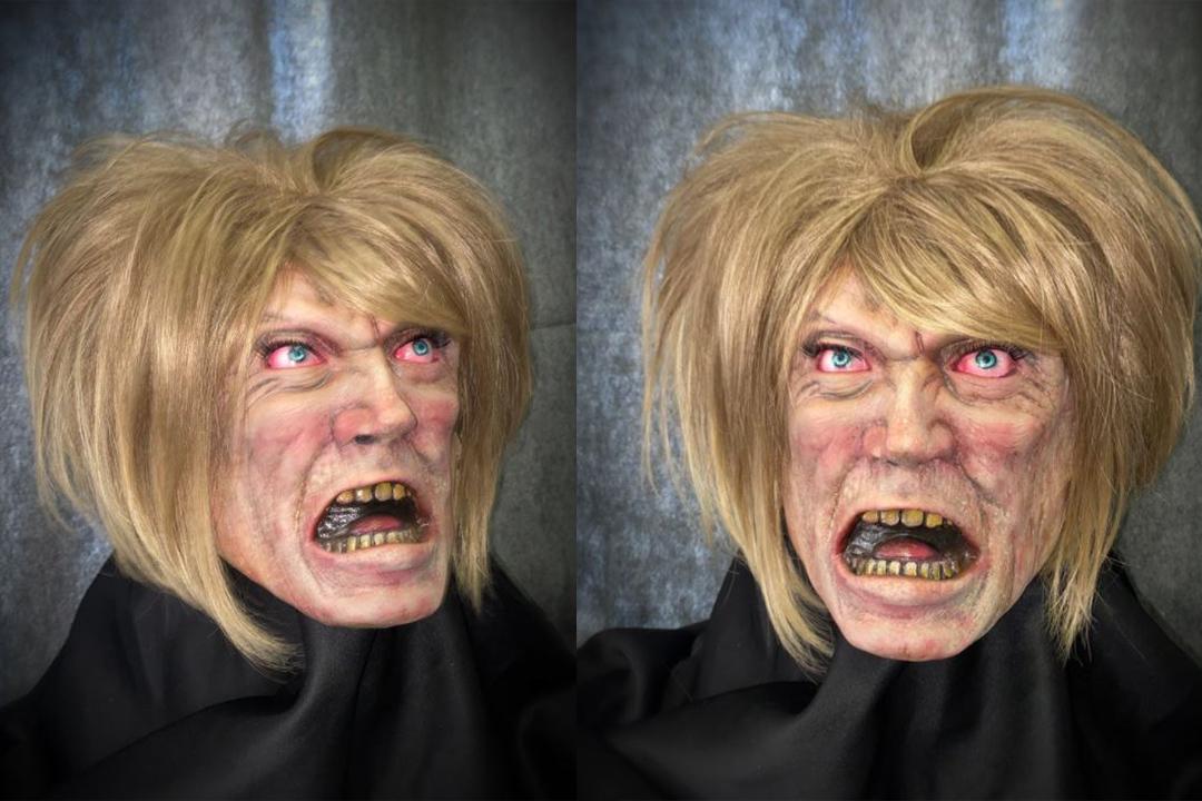Mcdonalds Halloween Slits 2020 Artist selling 'Karen' Halloween masks, calls them 'scariest thing