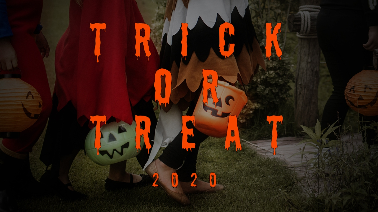Bees Ferry Halloween 2020 Trick or Treat/ Halloween 2020 | WTRF