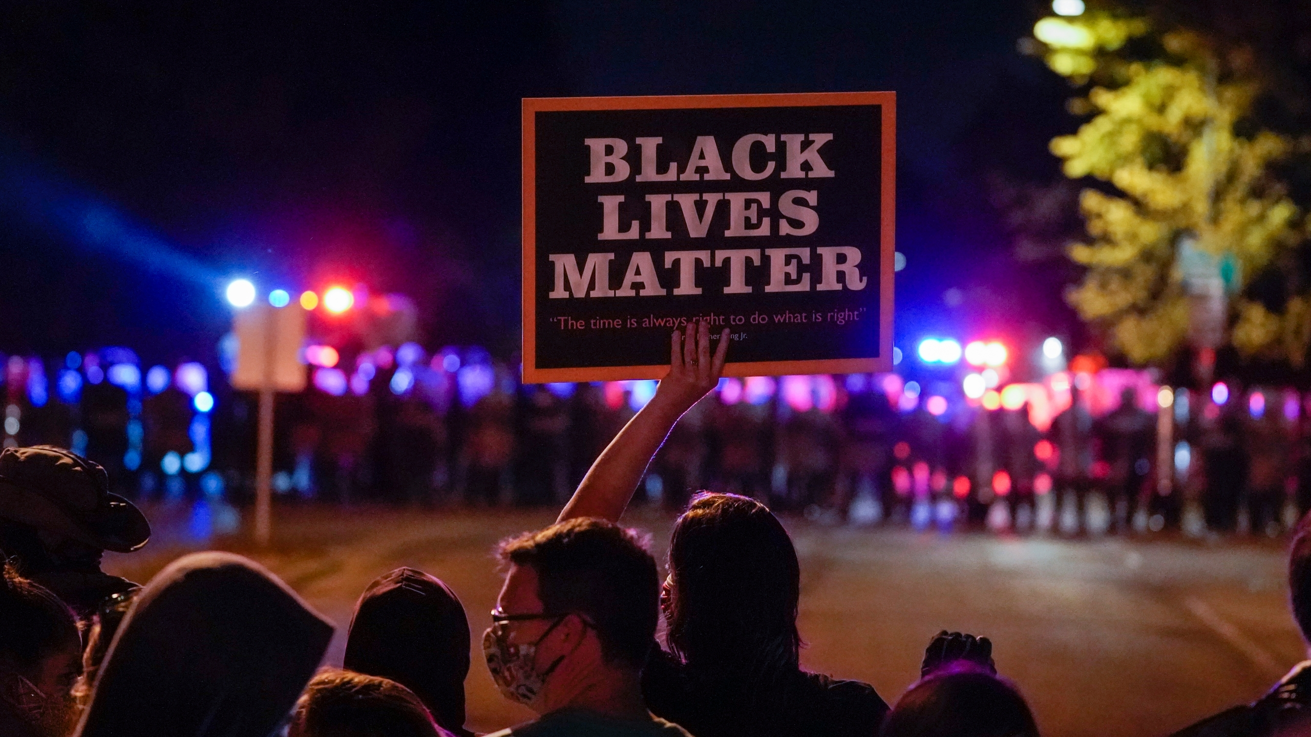 Wauwatosa Halloween 2020 28 arrested, tear gas used in Wisconsin protests | WTRF