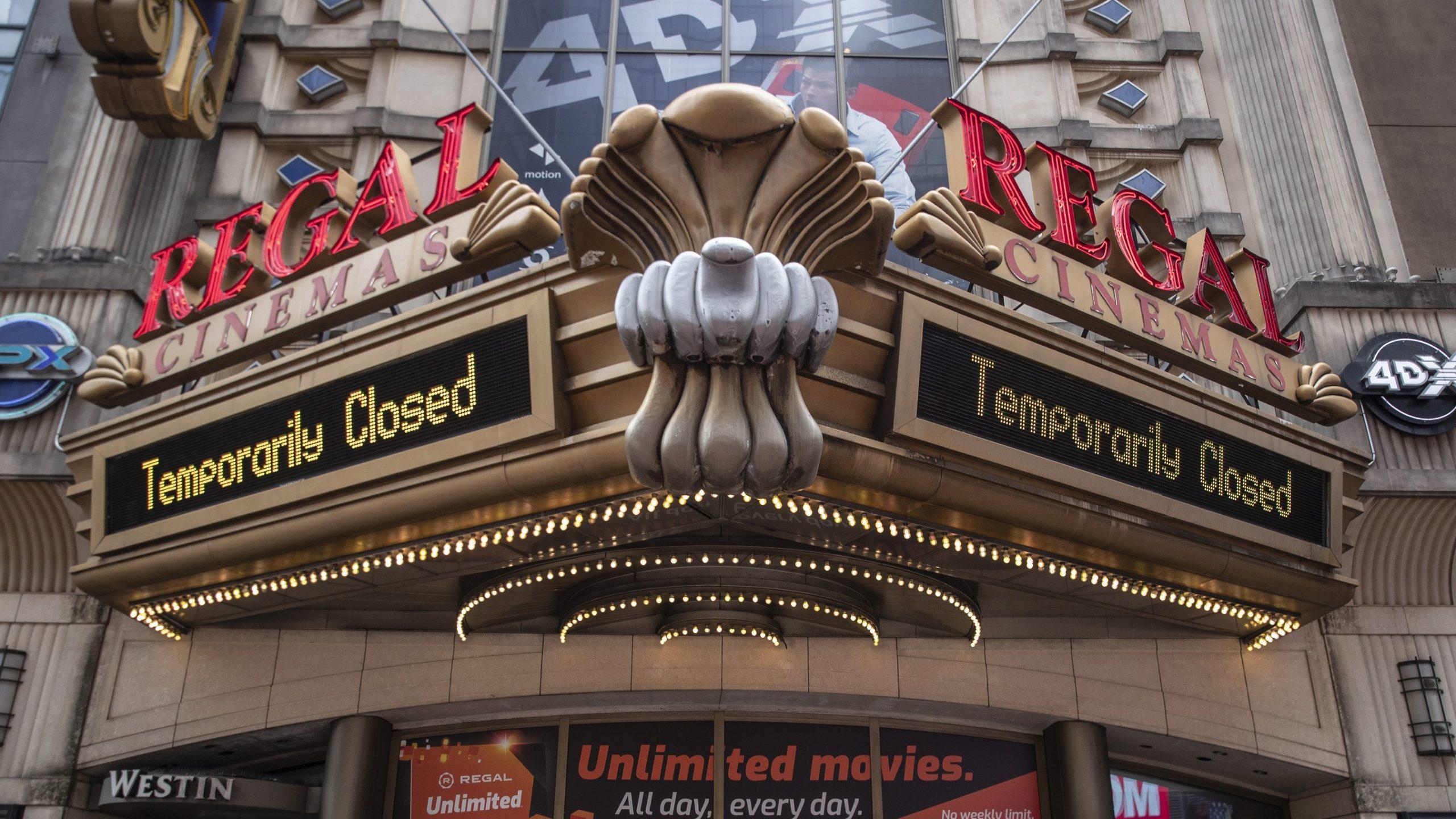 Regal Cinemas Halloween Events 2020 Regal Cinemas owner considering closure of all theaters worldwide