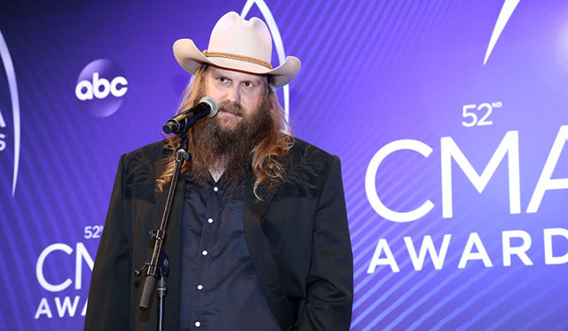 Chris Stapleton Bringing 'All American Road Show' To The Pavilion At Star Lake