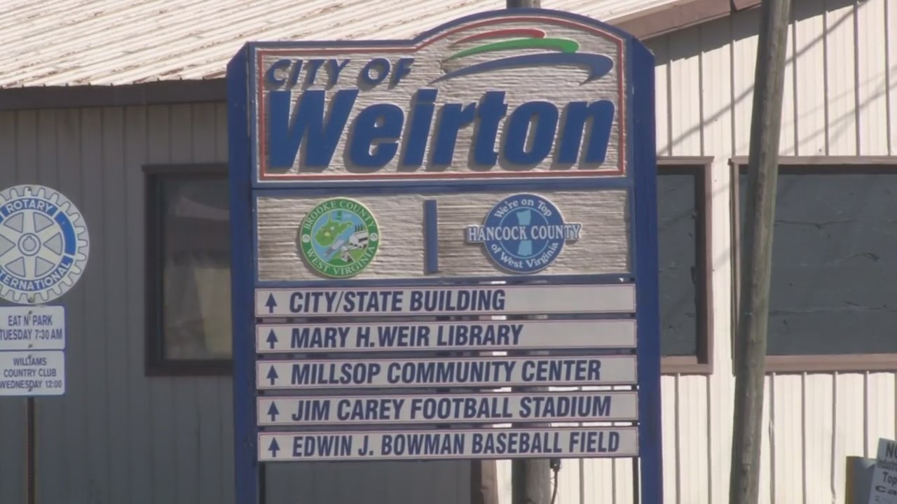 City of Weirton selected for Water Infrastructure Finance ...
