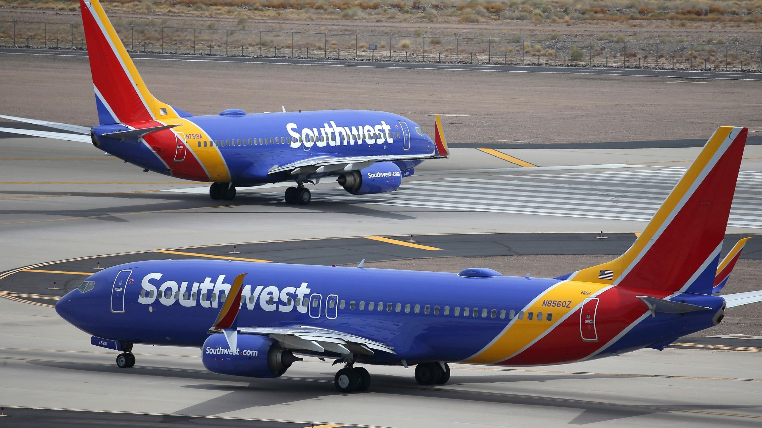 Southwest Pilot Accused Of Indecent Exposure During Flight