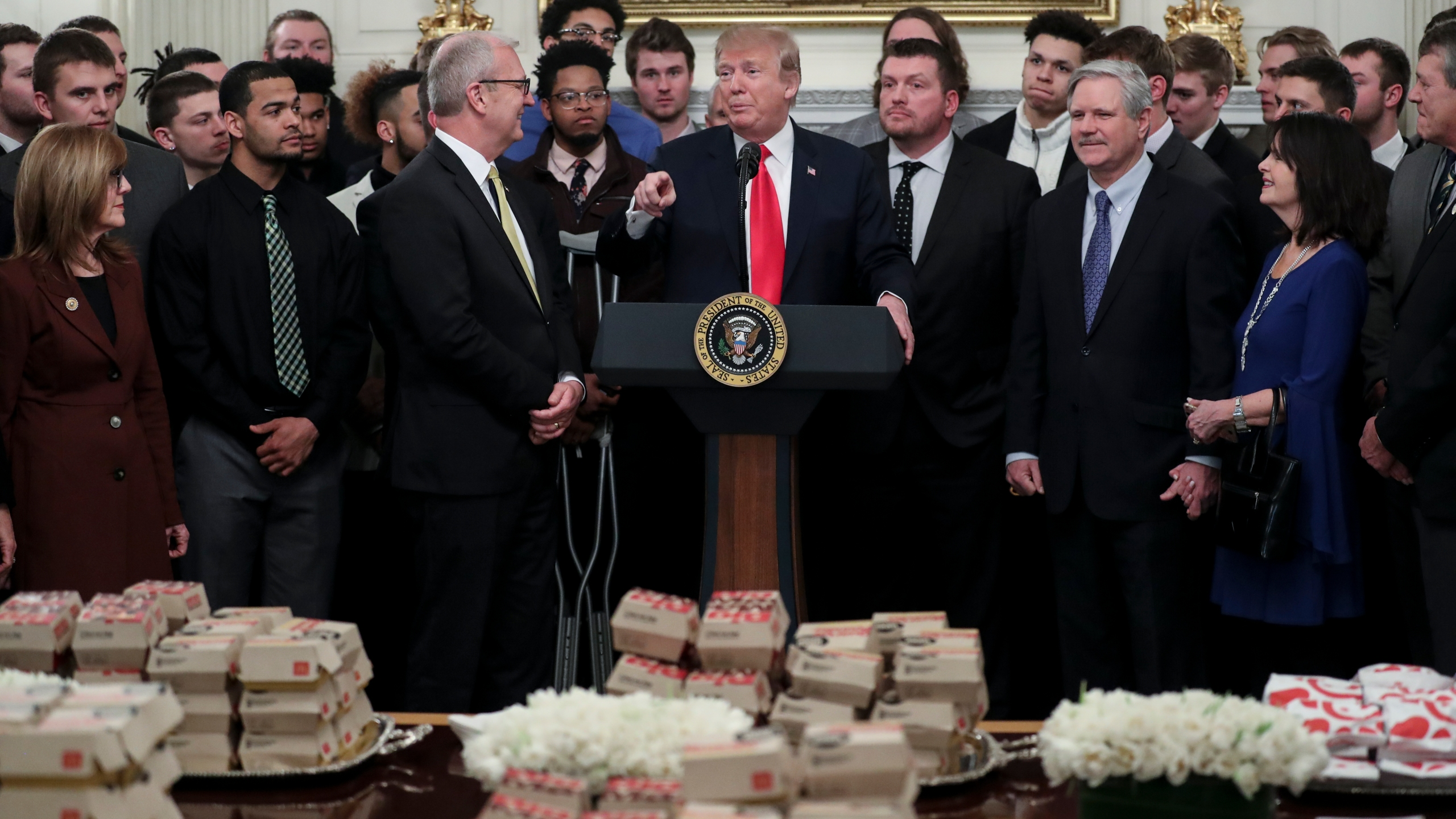 Former Trump Bodyguard Says Former President Owes Him $130 For McDonald's