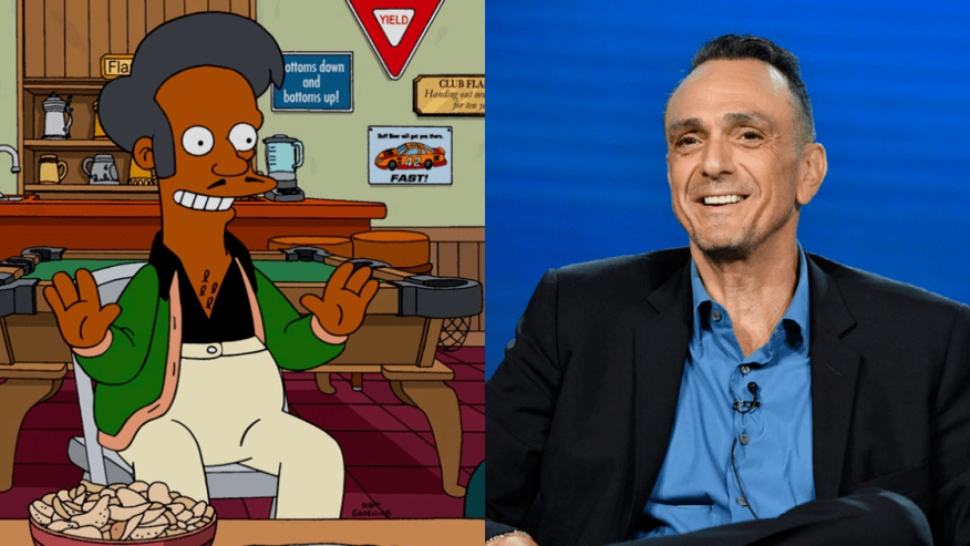 """""""Simpsons"""" actor Hank Azaria apologizes to """"every single Indian person"""" for voicing Apu"""