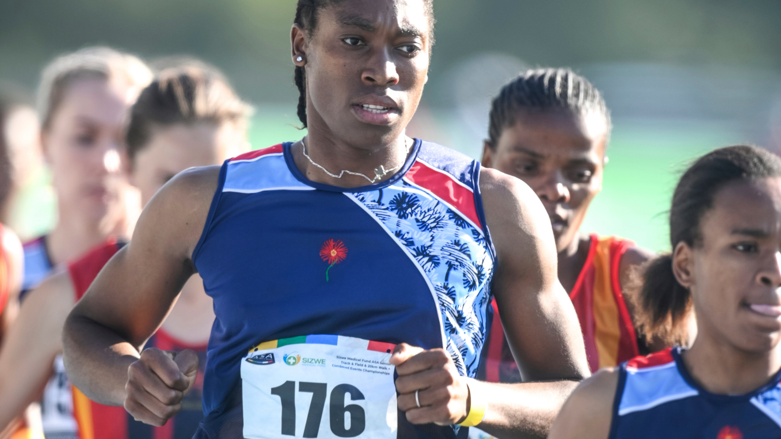 Caster Semenya