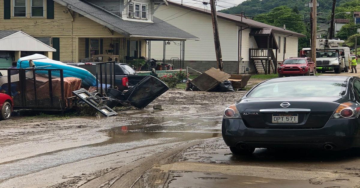 Gov. Justice declares State of Emergency for Marshall County