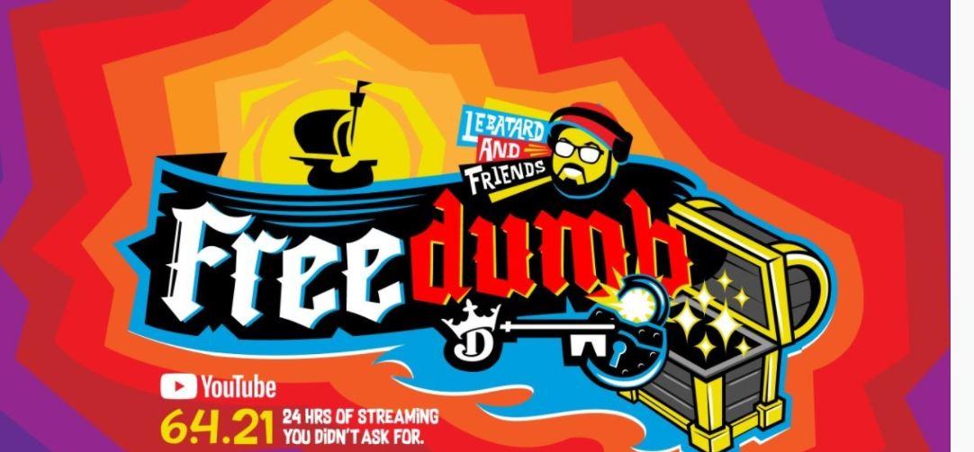 WATCH LIVE: FREEDUMB The Dan Le Batard Show with Stugotz
